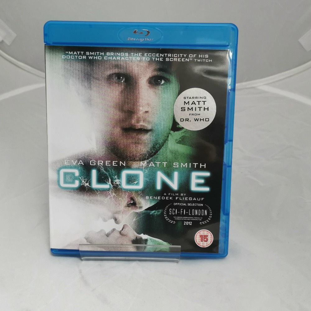 Product photo for Clone Blu-Ray