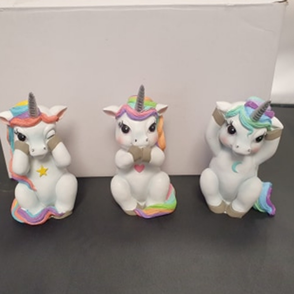 Product photo for Three Wise Cutiecorns