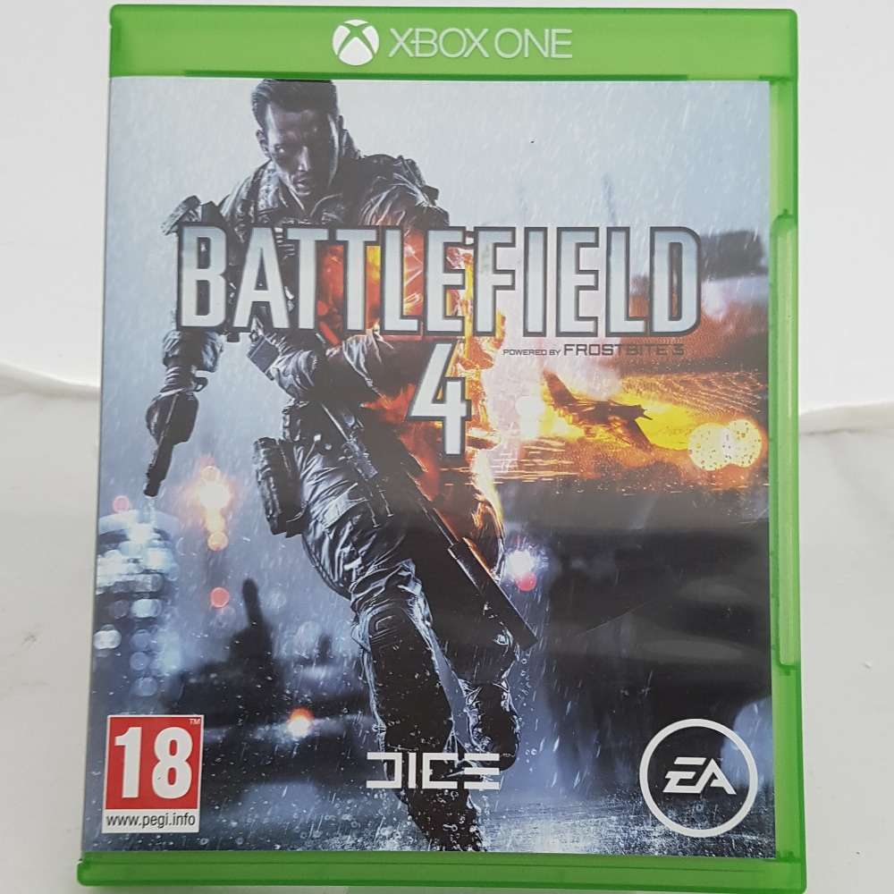 Product photo for  Xbox one  Battlefield 4