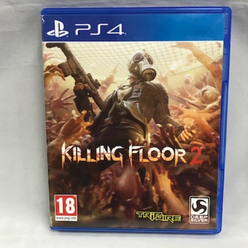 Product photo for PlayStation 4  Killing Floor 2