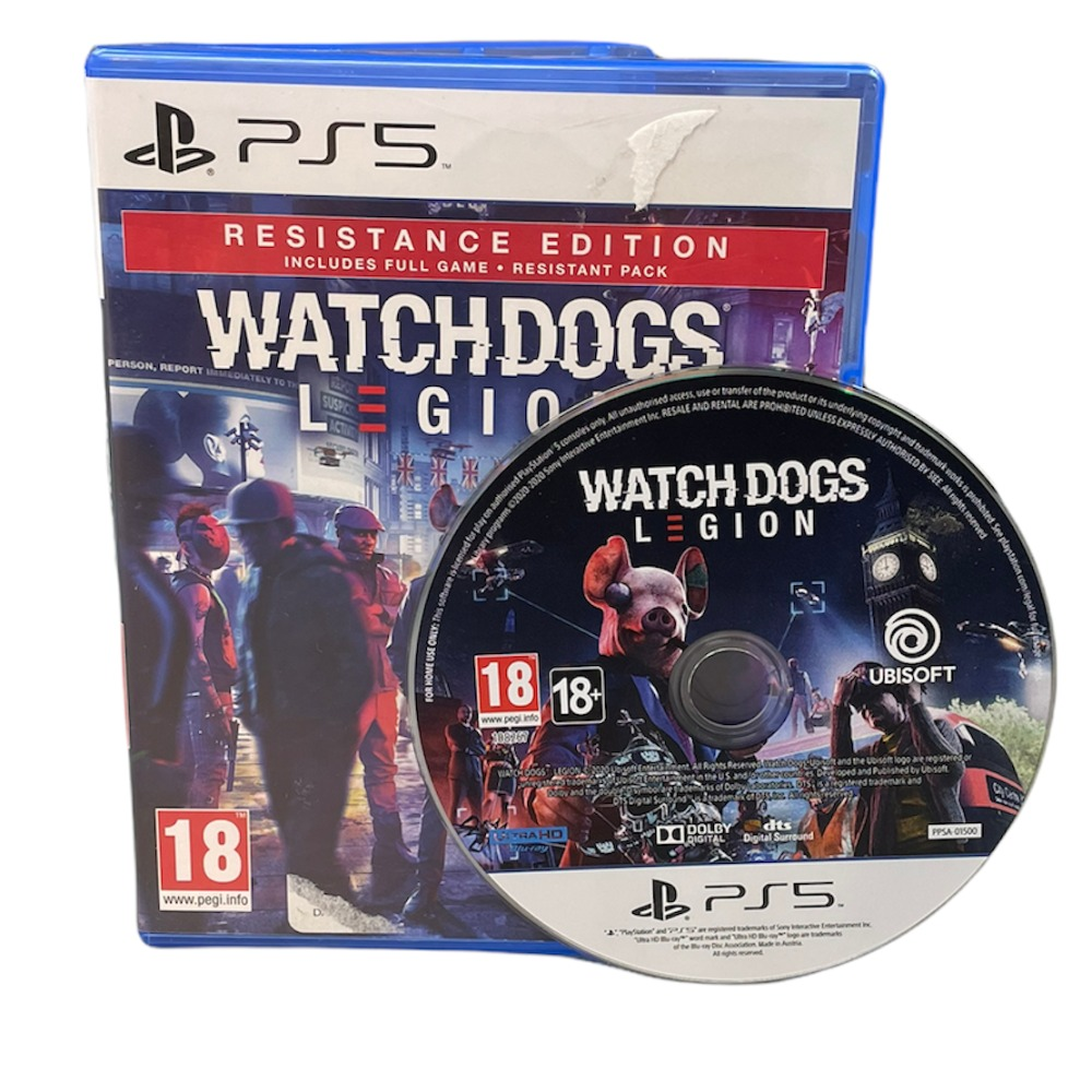 Product photo for WatchDogs Legion Ps5
