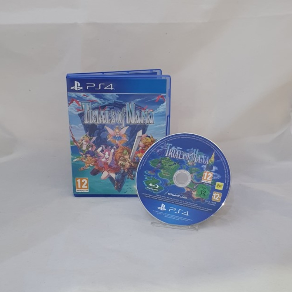Product photo for Trails Of Mana PS4
