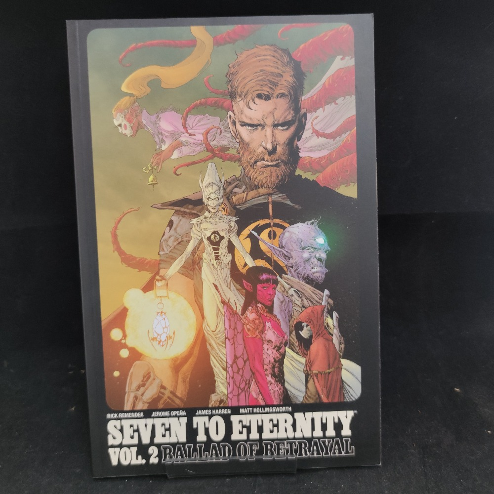 Product photo for Image Comics even To Eternity