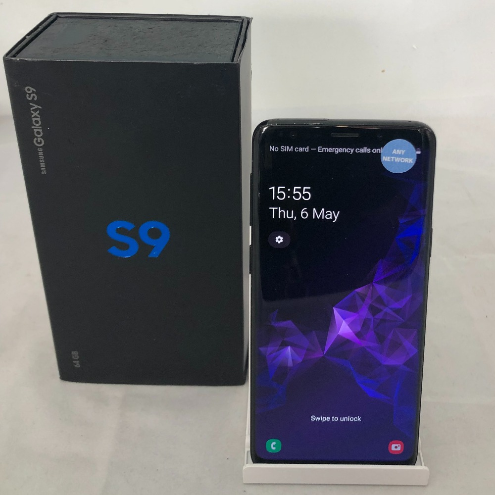 Product photo for Galaxy S9