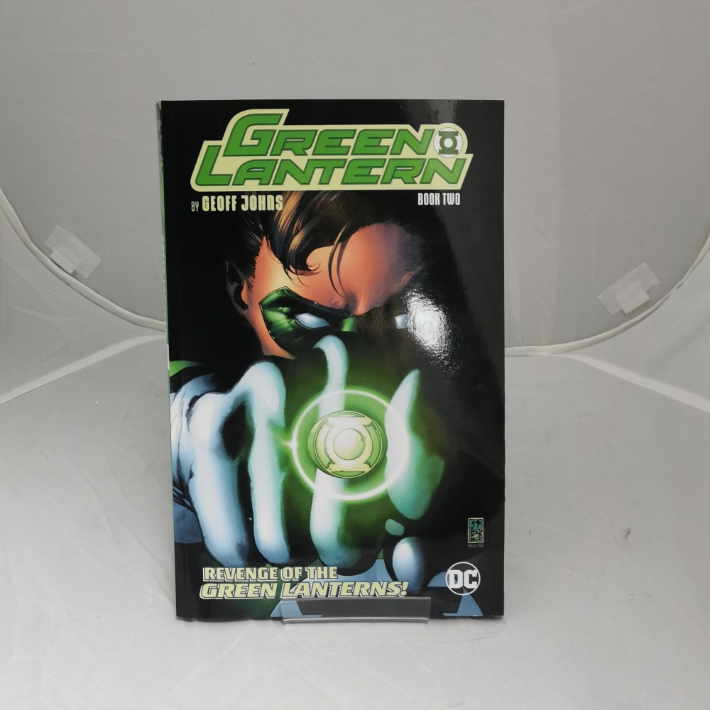 Product photo for DC Comic Green Lantern