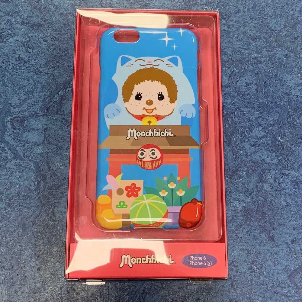 Product photo for Monchhichi Monchhichi Mobile Phone Case iPhone 6/6s