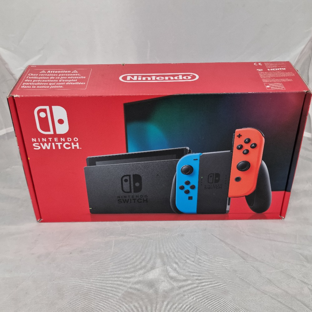 Product photo for Nintendeo Nintendo Switch