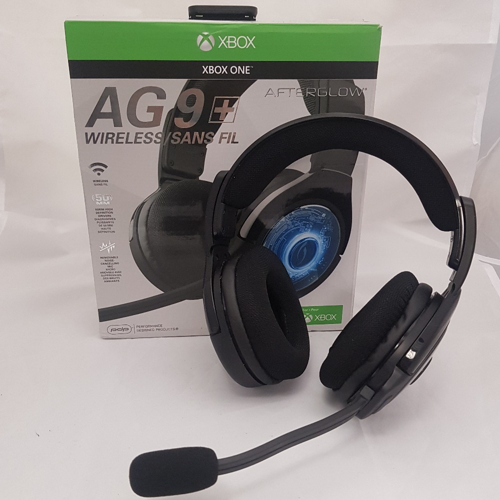 Product photo for PDP Xbox Afterglow headset