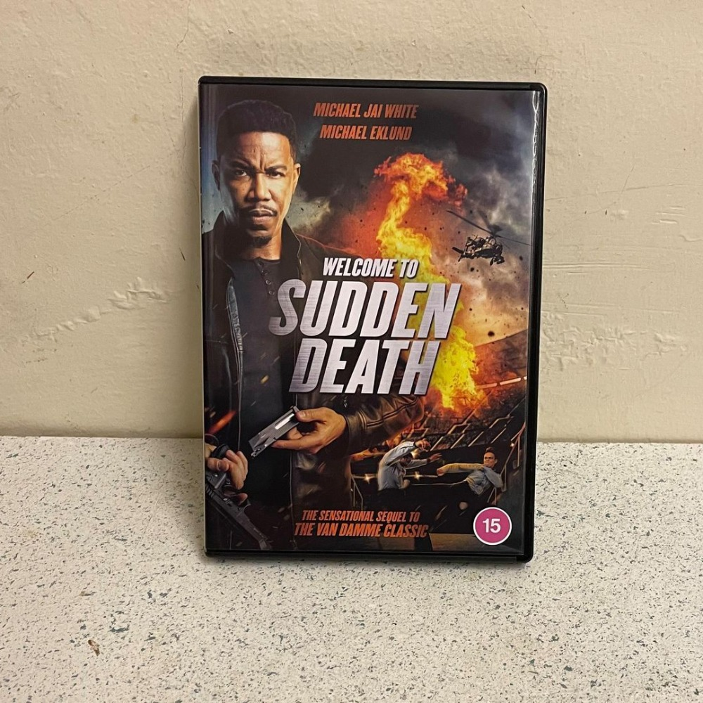 Product photo for DVD Welcome to Sudden Death - DVD