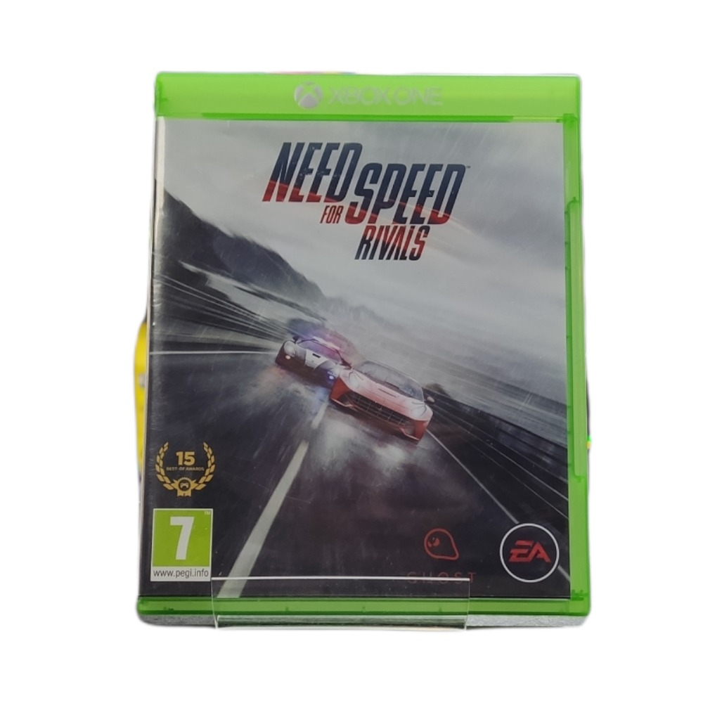 Product photo for microsoft xbox one game  Need for speed Rivals