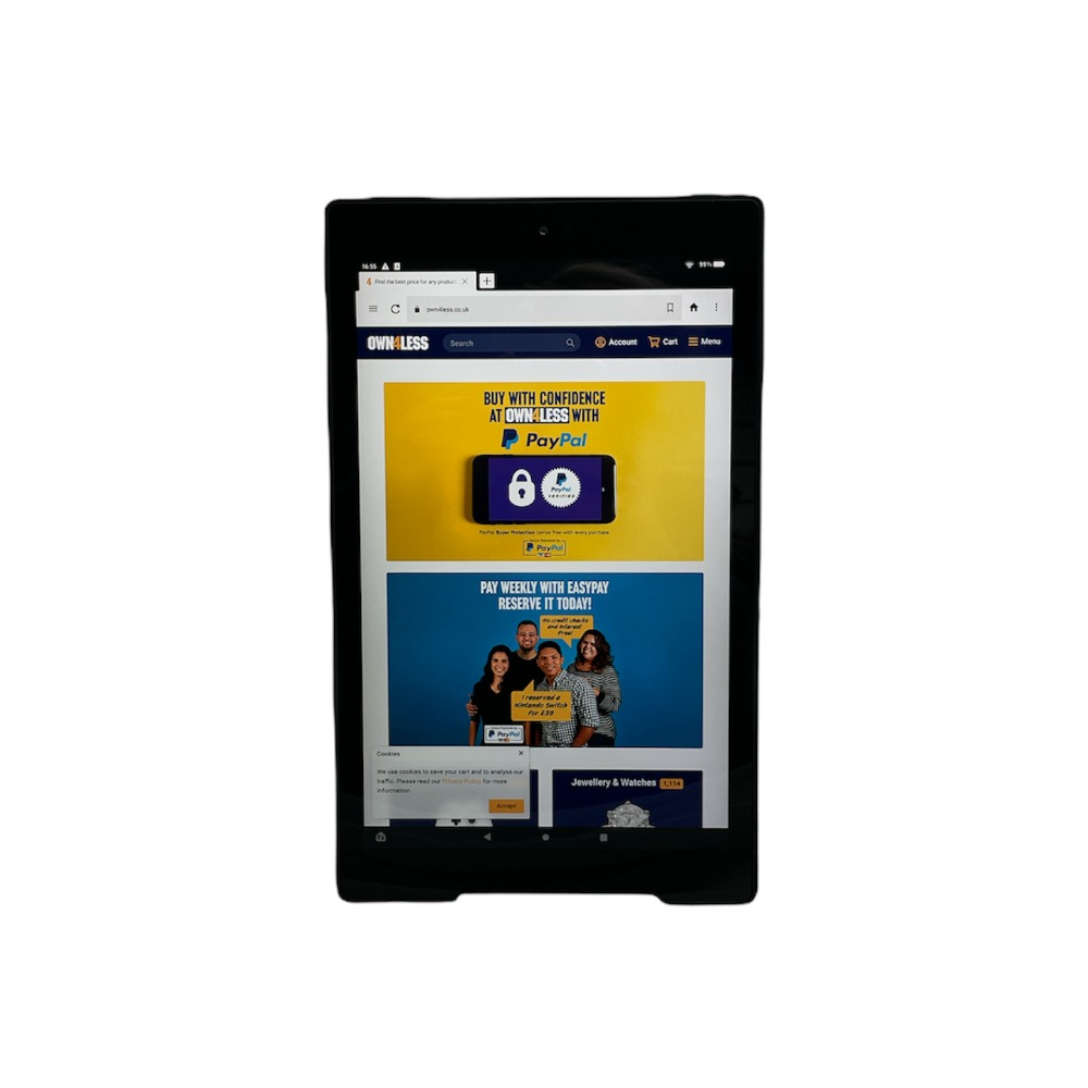 Product photo for Amazon Fire HD 10 2021