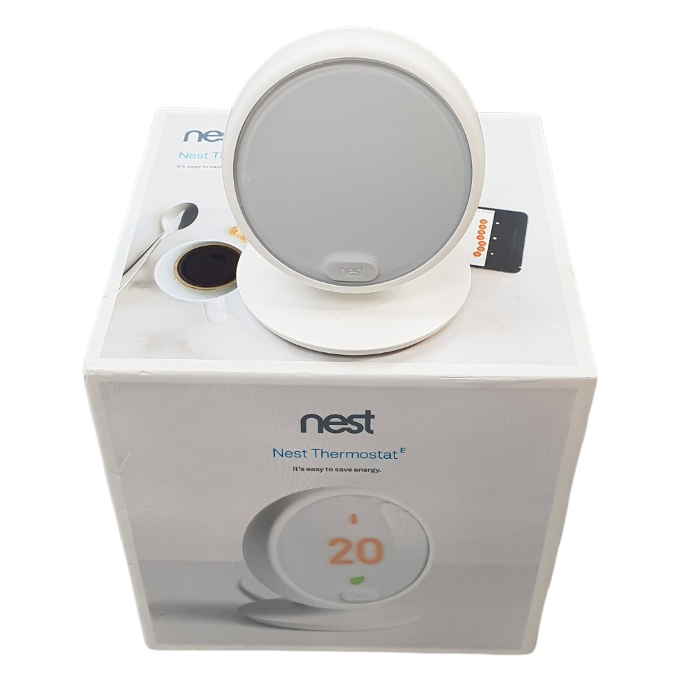 Product photo for Google Nest Smart Thermostat E