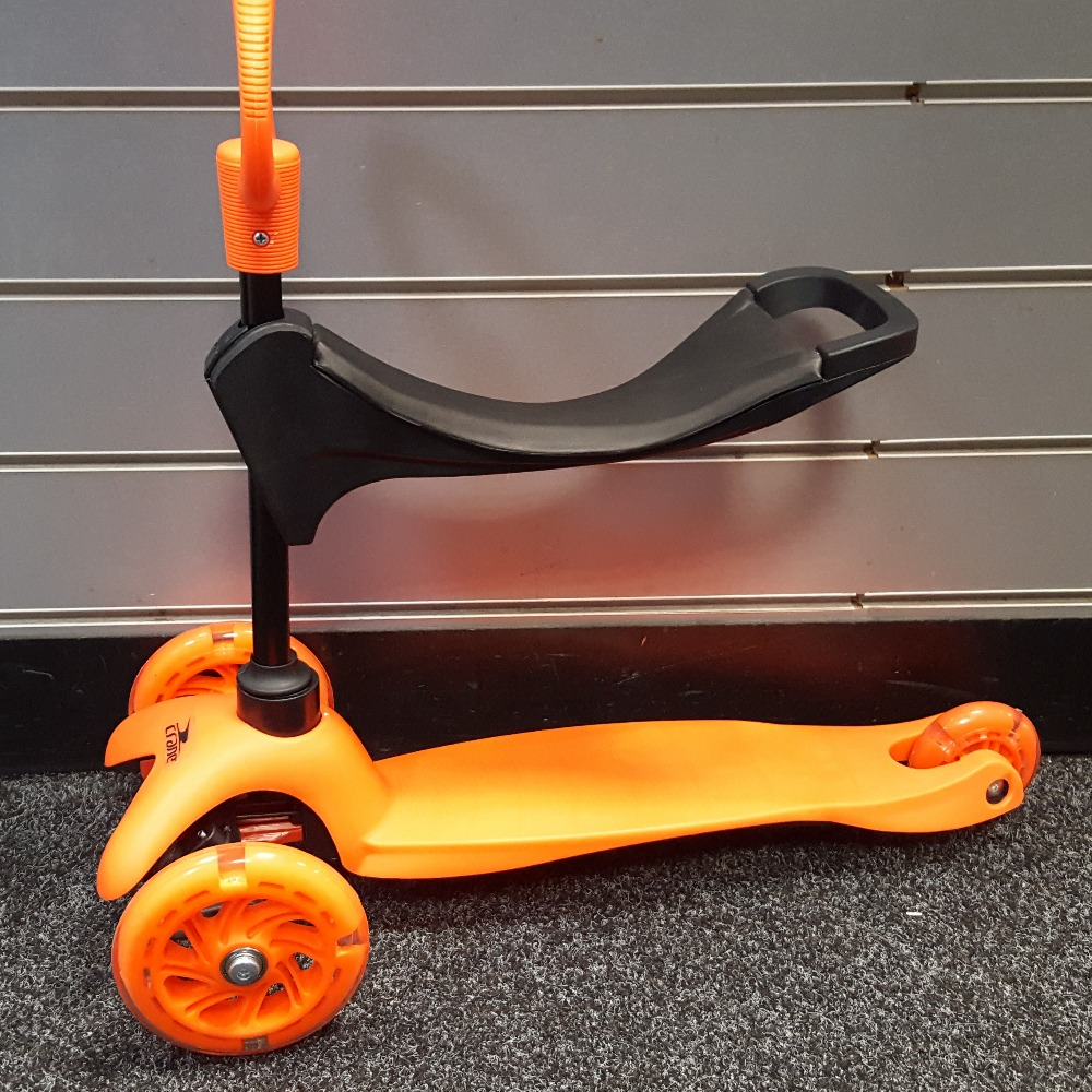Product photo for Crane 3 IN 1 SCOOTER