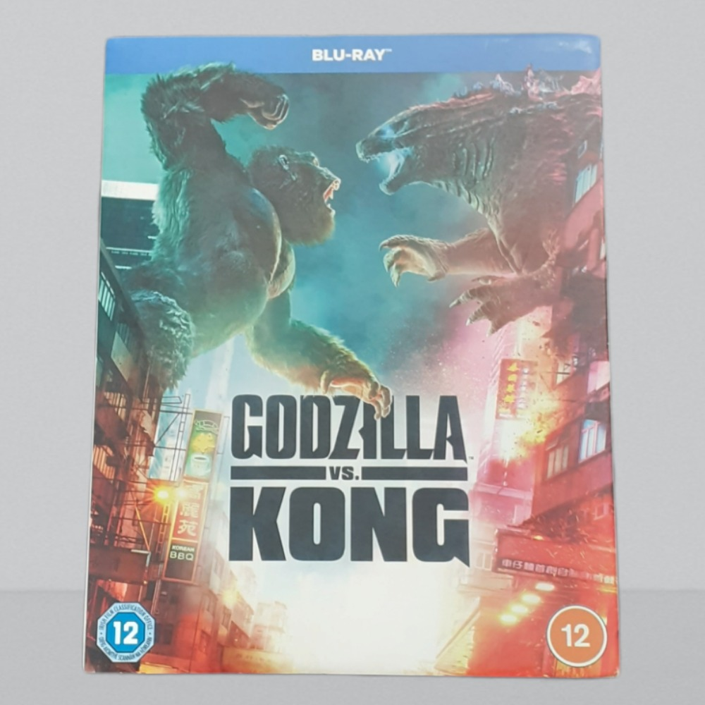 Product photo for  Xbox one game godzilla vs kong