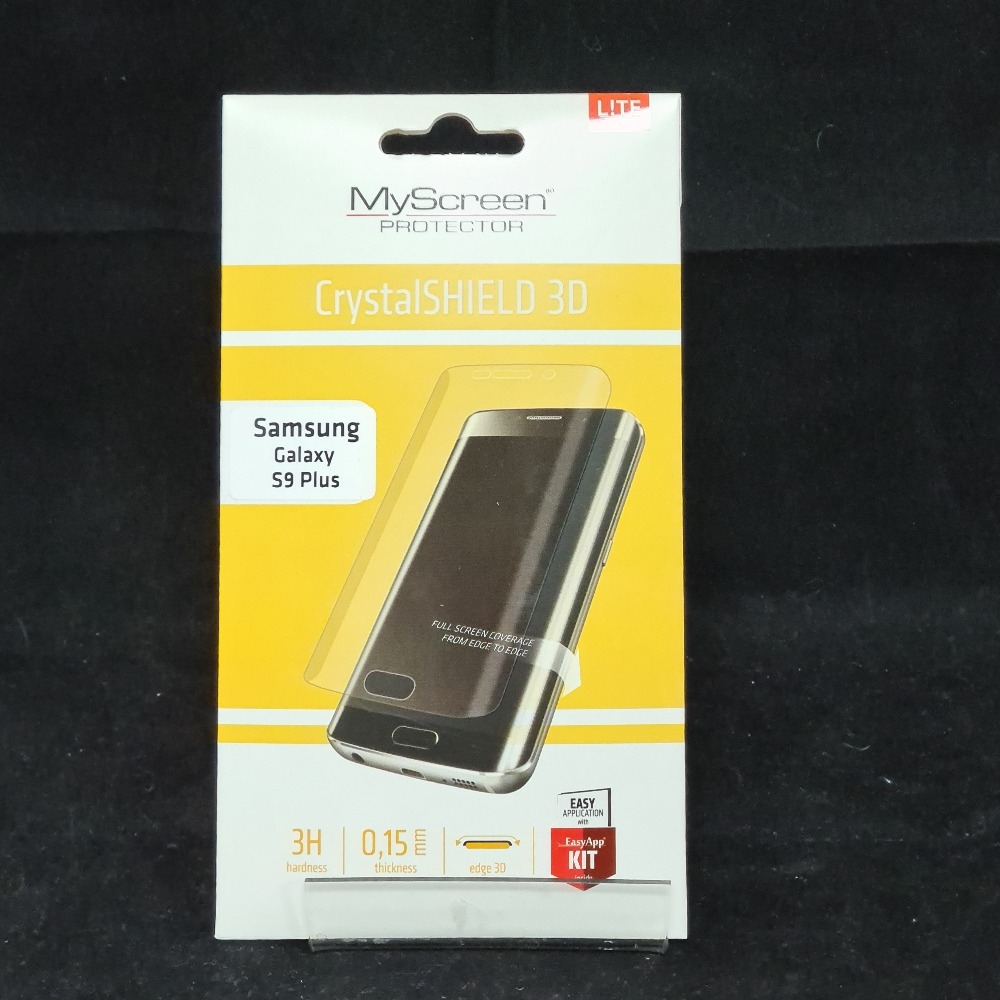 Product photo for Samsung Galaxy S9+ Screen Protector