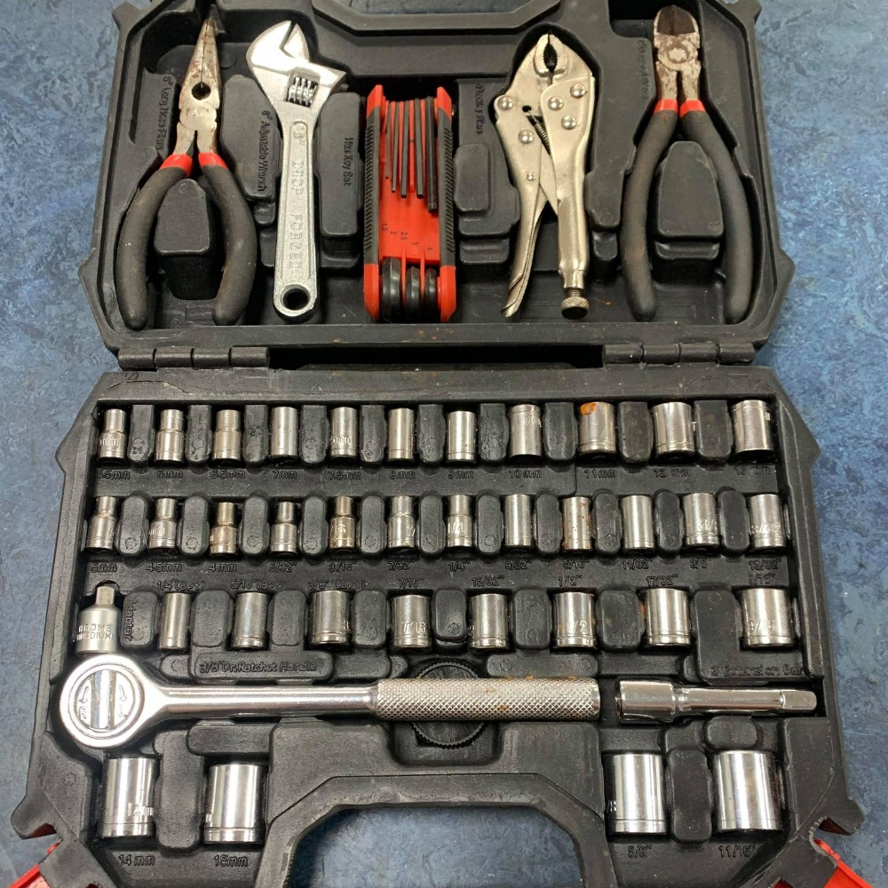 Product photo for Unbranded Socket Set (42 Piece)