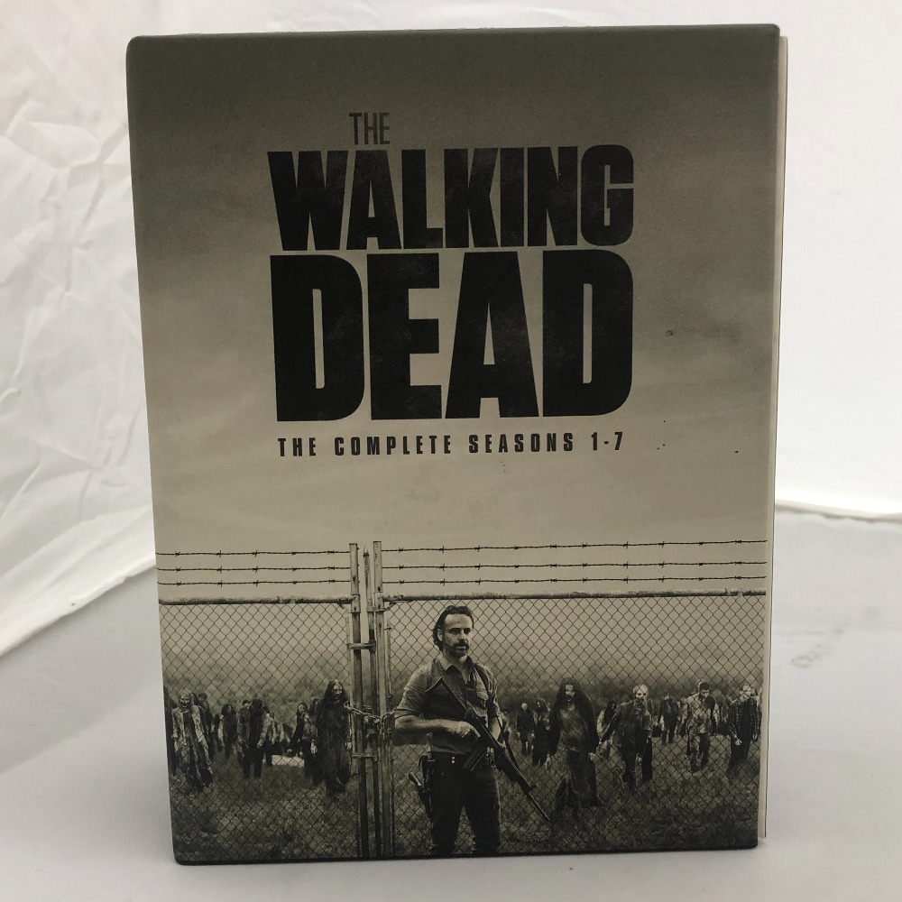 Product photo for The Walking Dead (Seasons 1-7) (DVD)
