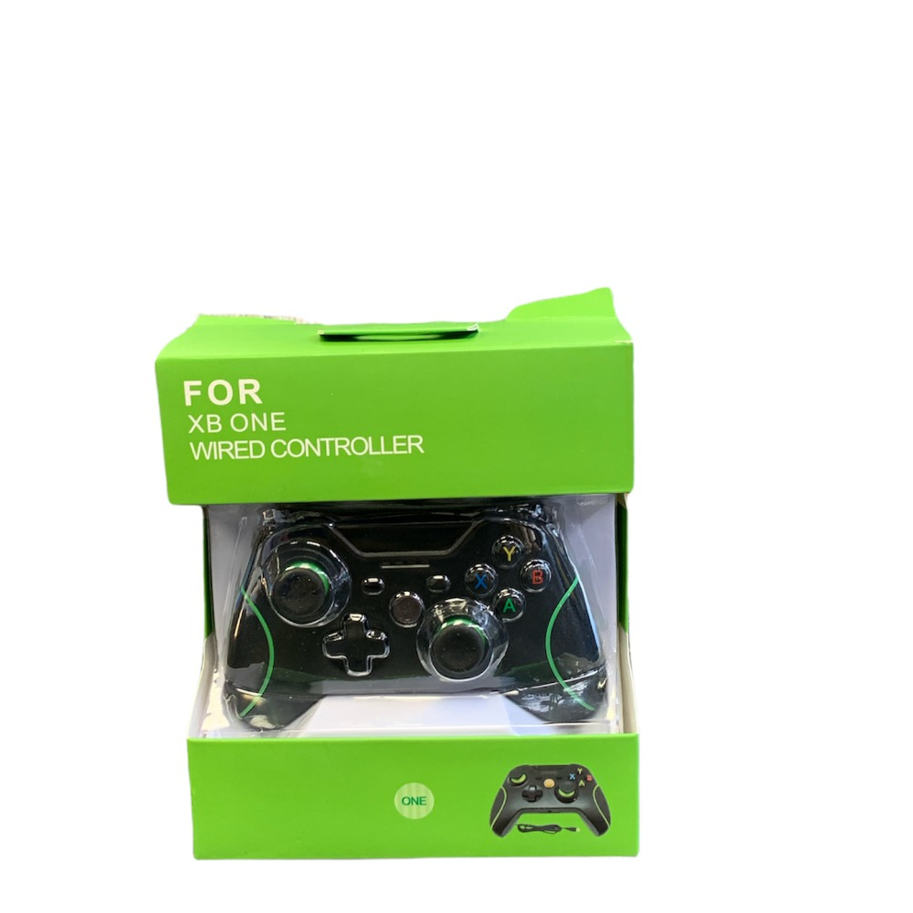 Product photo for Xbox one wired controller