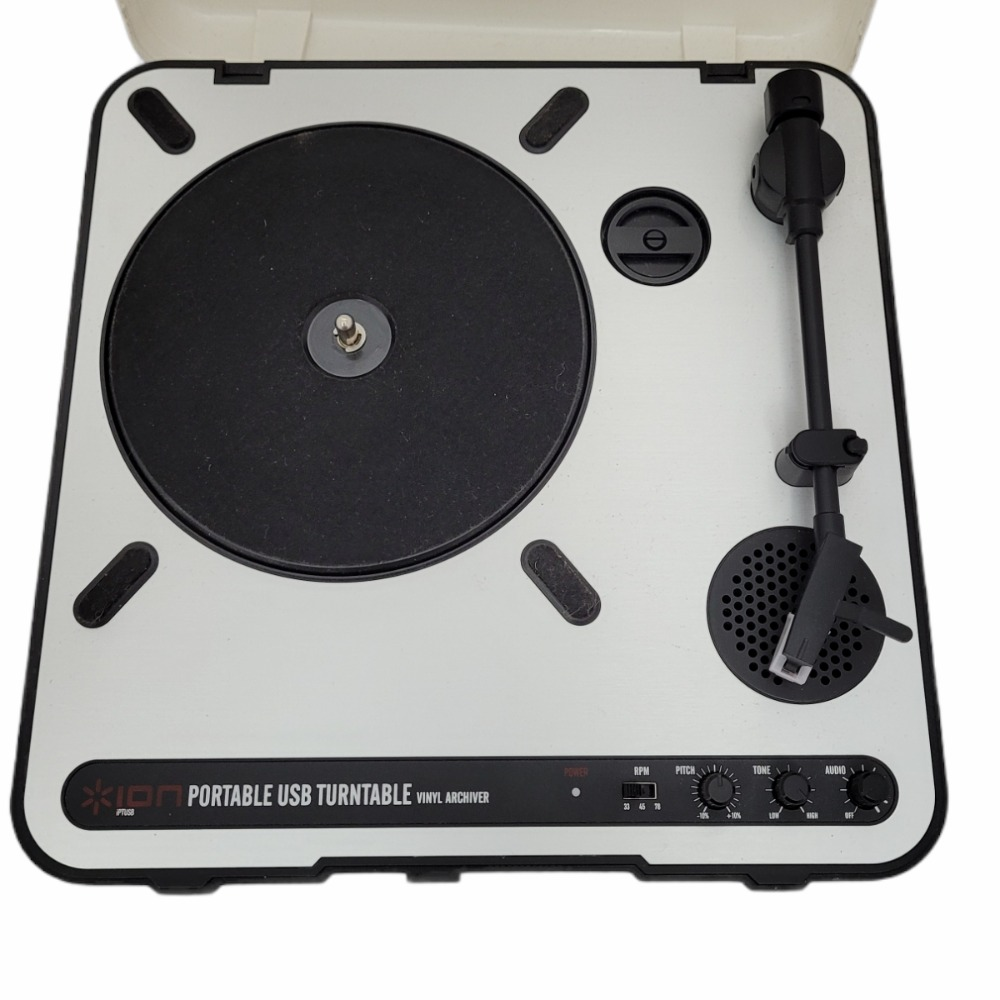 Product photo for Ion Turntable