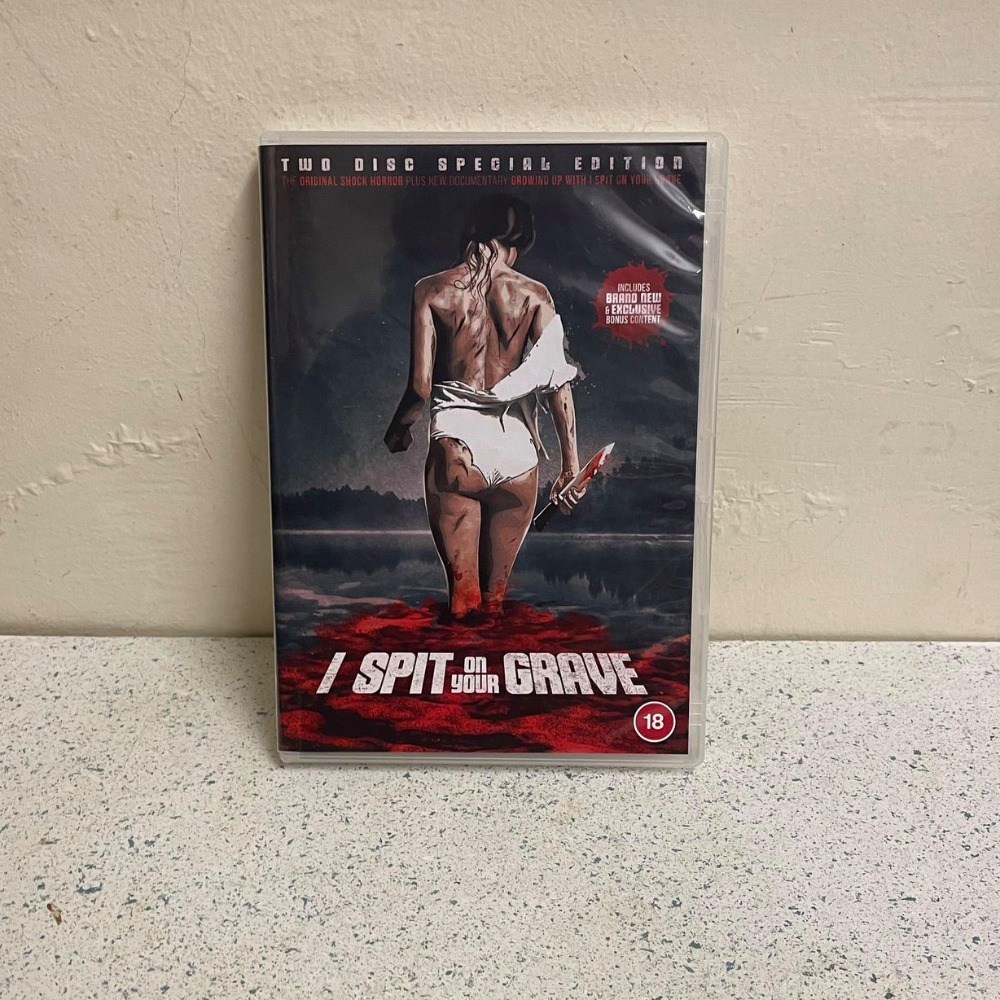 Product photo for dvd I spit on your Grave -DVD