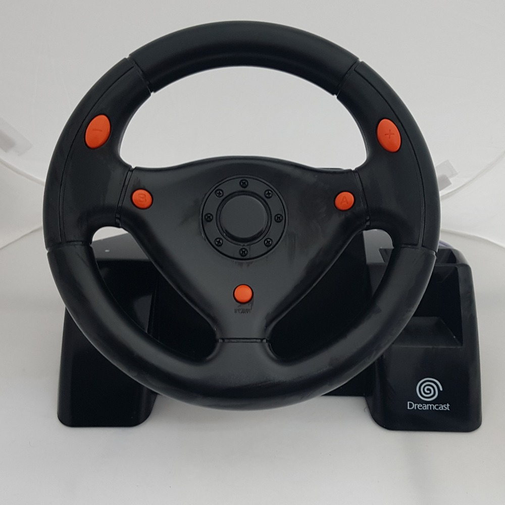 Product photo for Dreamcast Race Controller