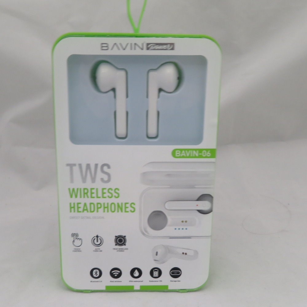 Product photo for Bluetooth Ear pods (Type 06)