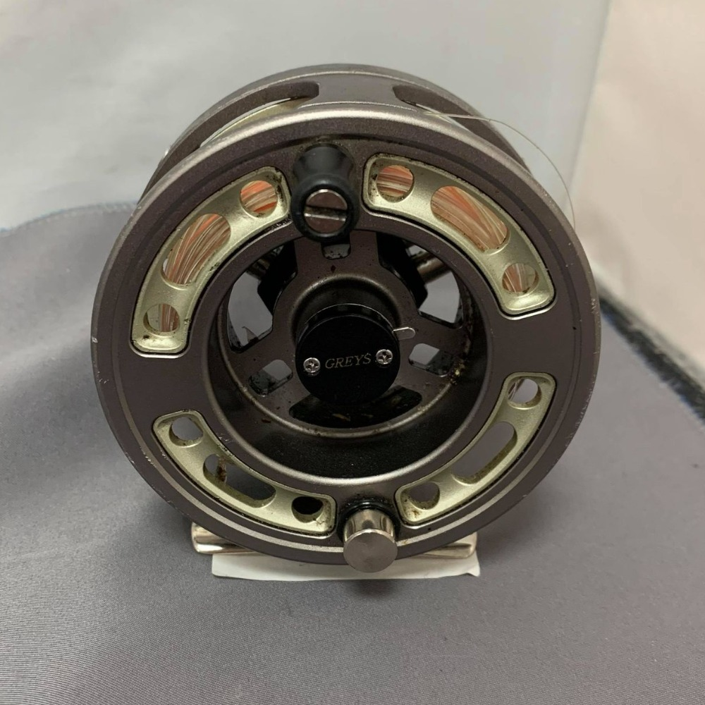 Product photo for Grey's Fly Fishing Reel X flite #5/6