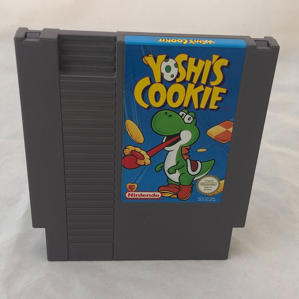 Product photo for YOSHI'S COOKIE NES