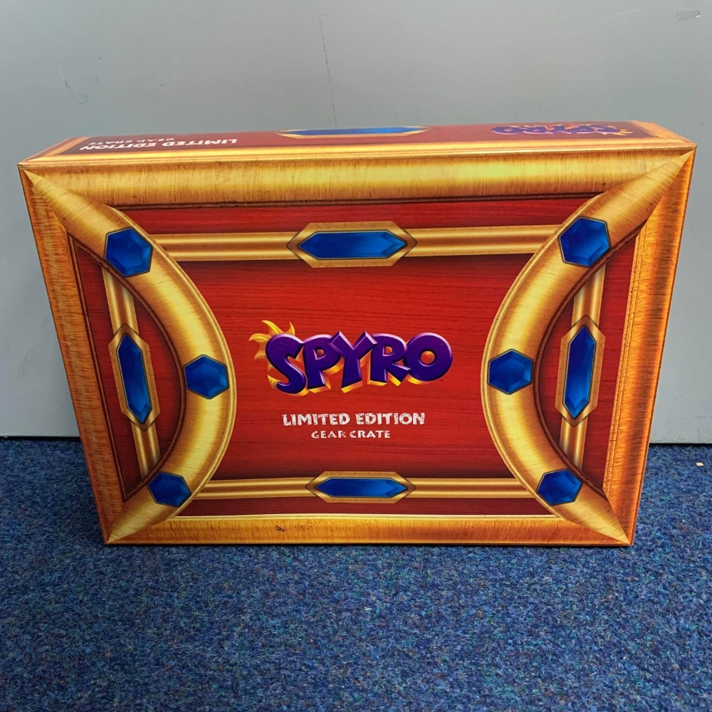 Product photo for Spyro Big Box Spyro