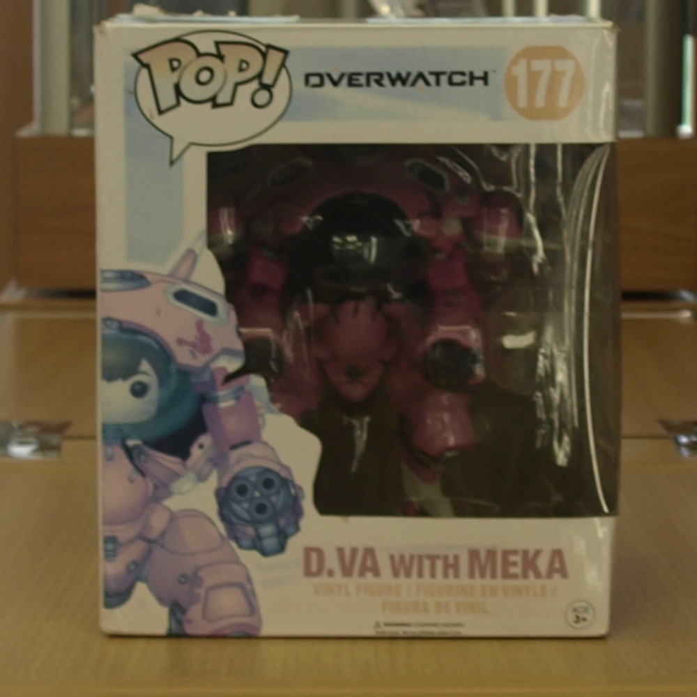 Product photo for POP Overwatch Collectable