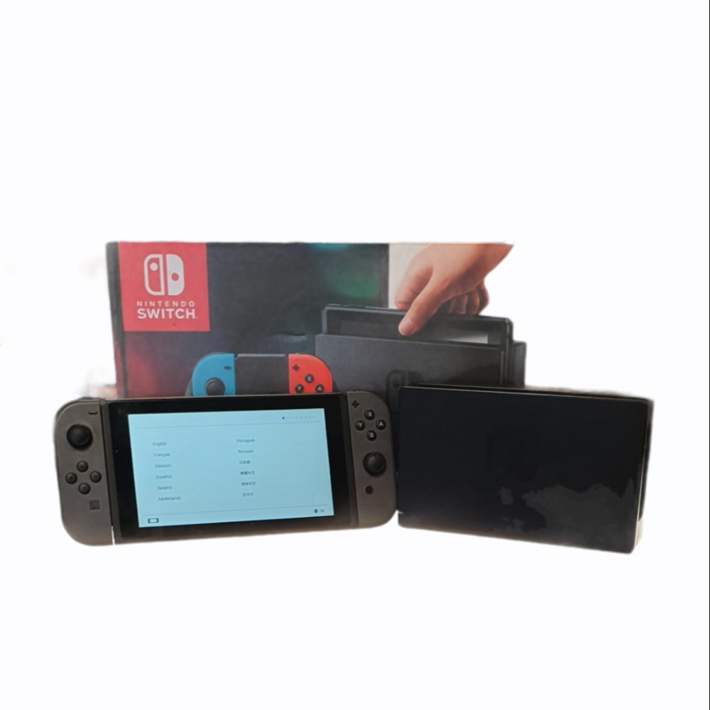 Product photo for Nintendo Switch Grey 32GB