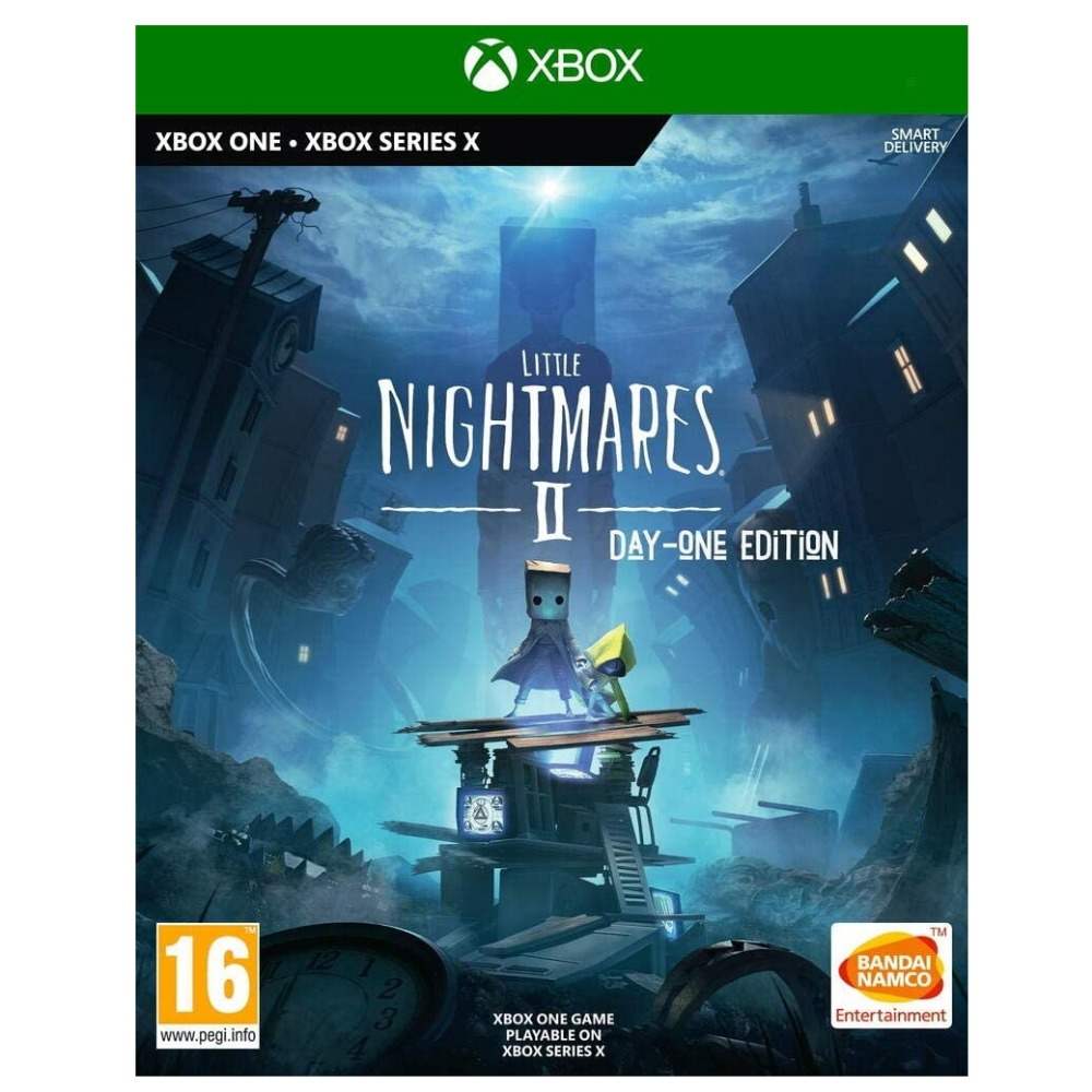 Product photo for BANDAI NAMCO Little Nightmares 2 Xbox One