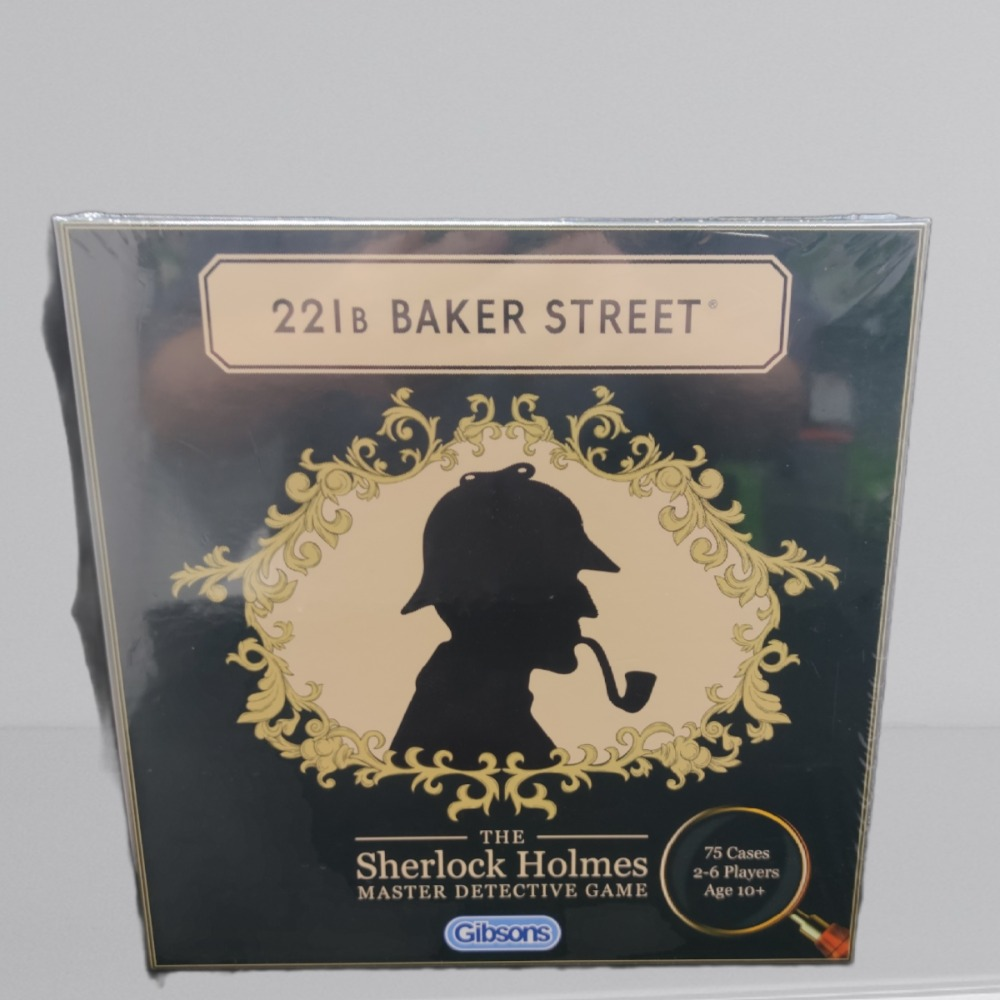 Product photo for Gibsons 221b baker street