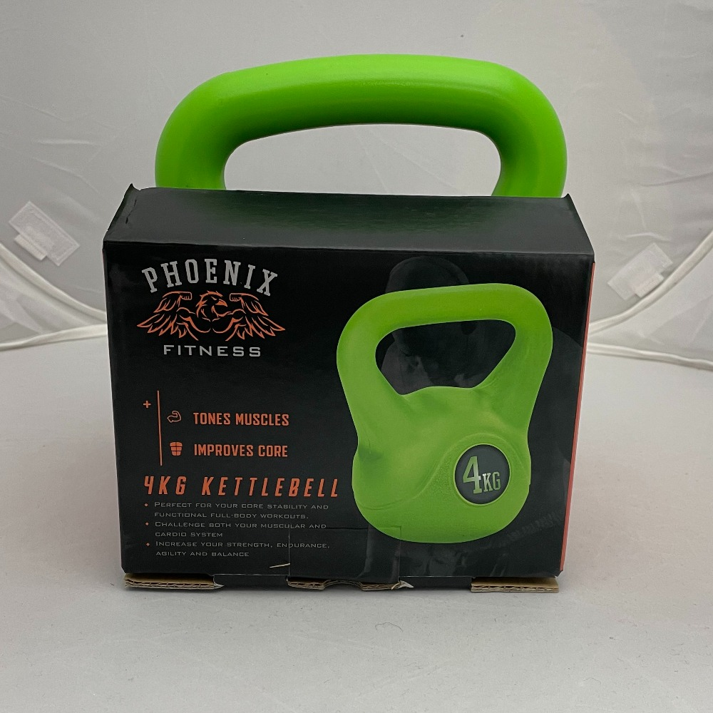 Product photo for Phoenix Fitness  Kettle bell 4KG