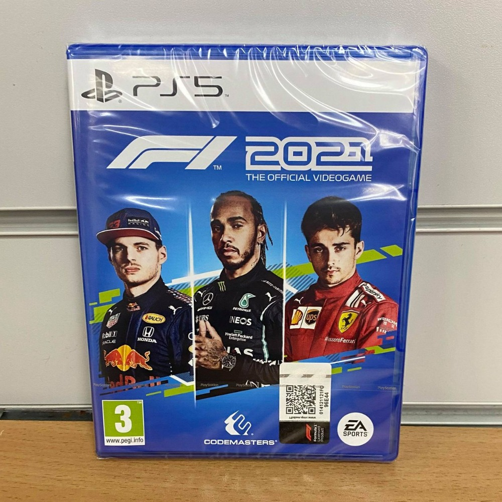Product photo for !OUT NOW! Formula One - F1 2021 PS5 Game (Sealed)