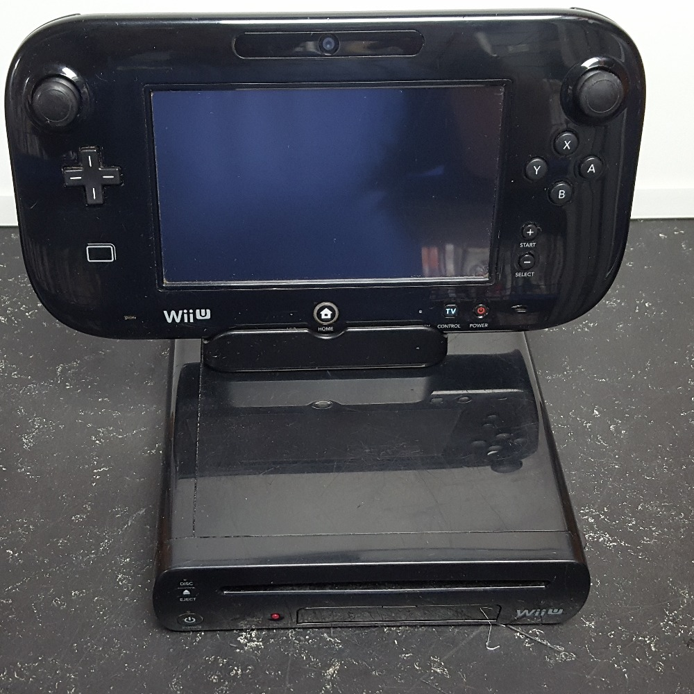 Product photo for Nintendo Wii U Console