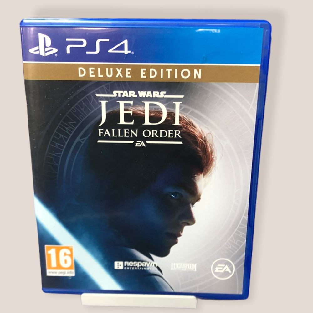 Product photo for PS4 Game Star Wars Jedi: Fallen Order