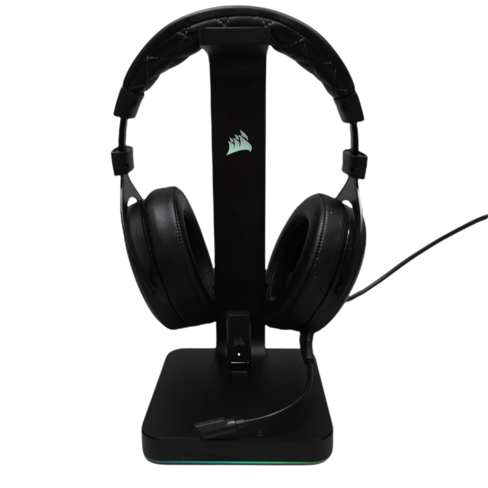 Product photo for Corsair HS70 with Stand