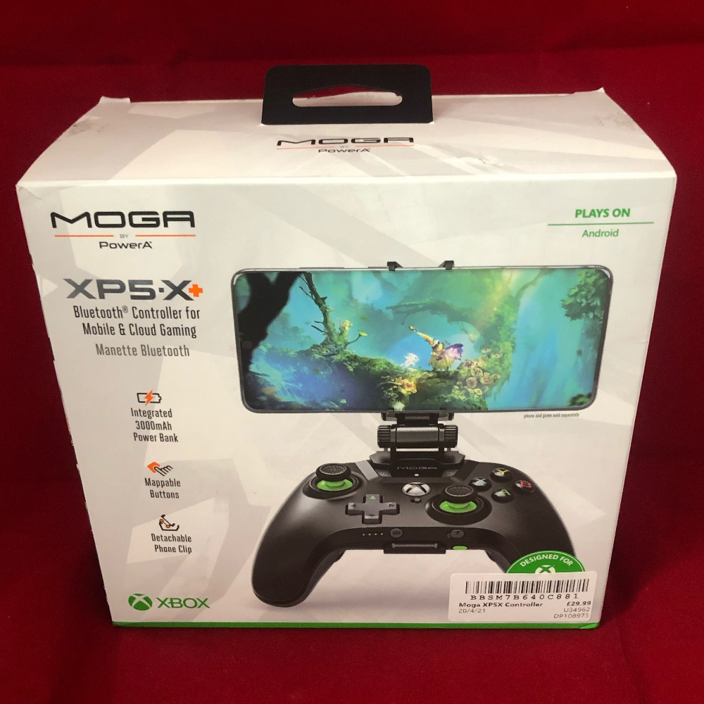 Product photo for Moga XP5X Controller
