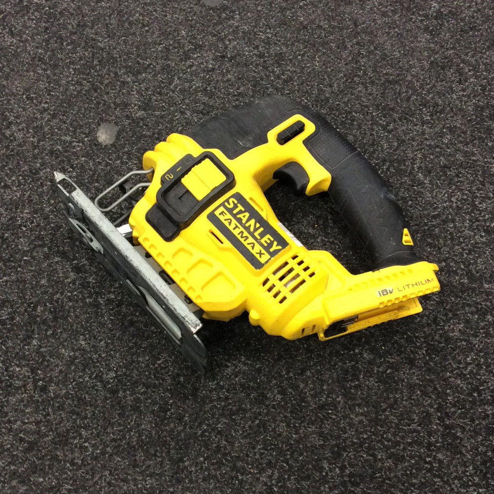 Product photo for Stanley stanley fatmax jigsaw