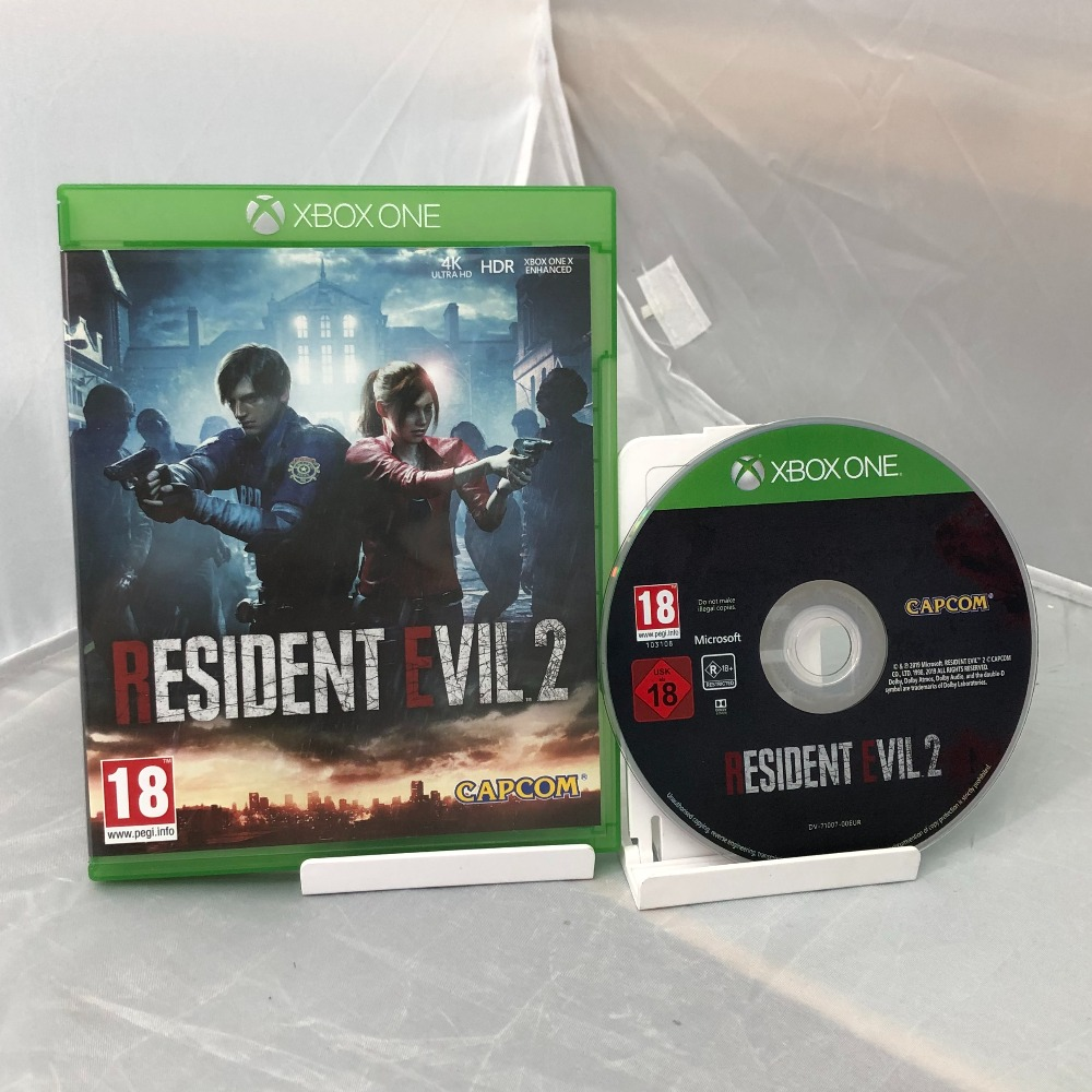 Product photo for resident evil 2