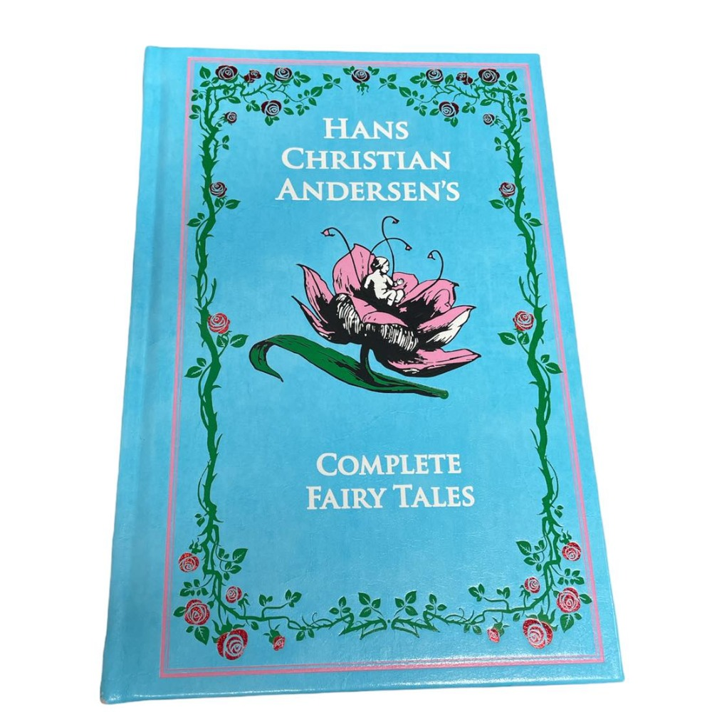 Product photo for Hans Christian Andersons - Complete Fairy Tales Hardback