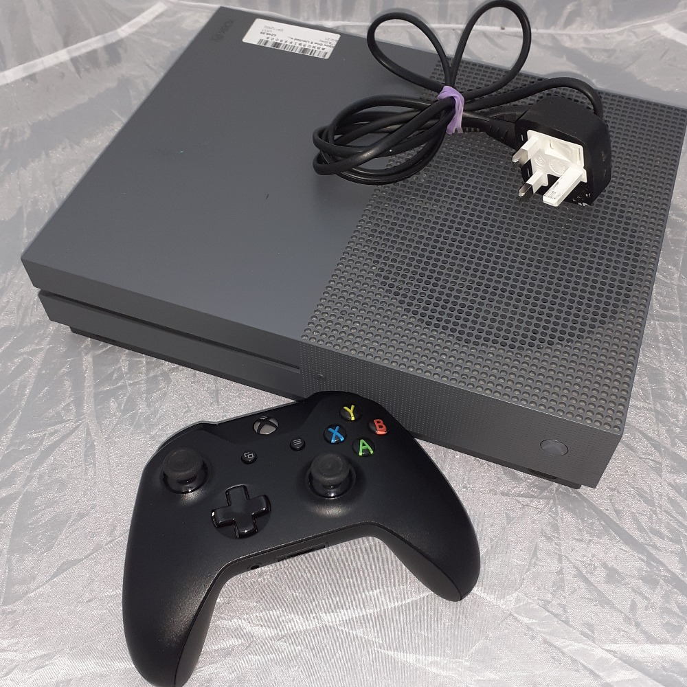 Product photo for Xbox One S (Unboxed)