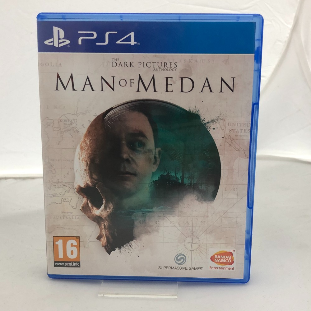 Product photo for Man of Medan (PS4)