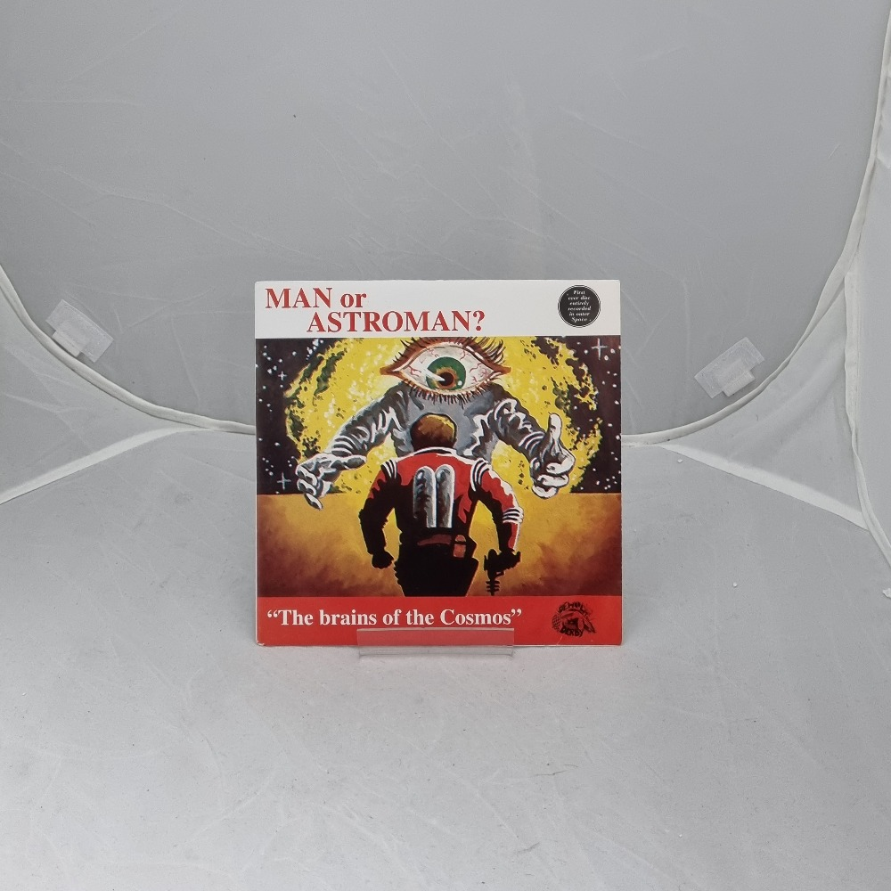 Product photo for Man Or Astroman The Brains Of The Cosmos 7