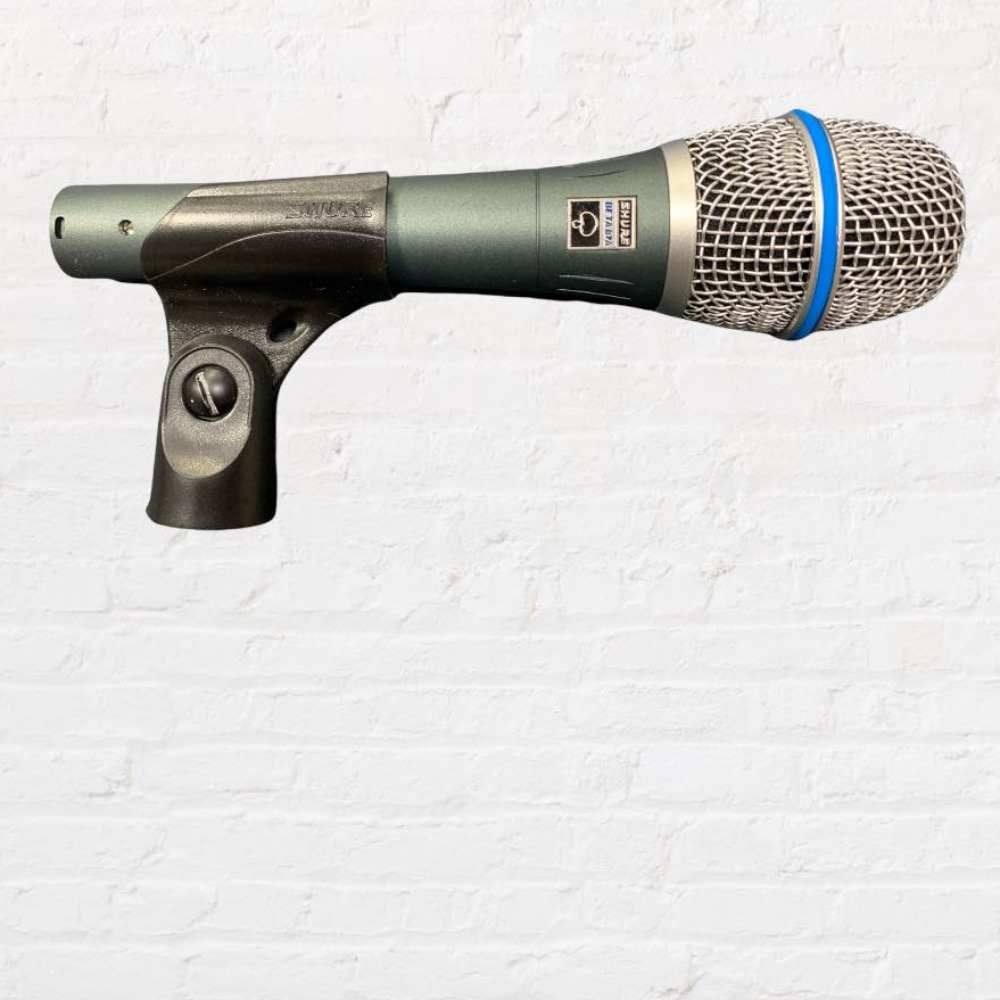 Product photo for Shure Beta 87A Microphone
