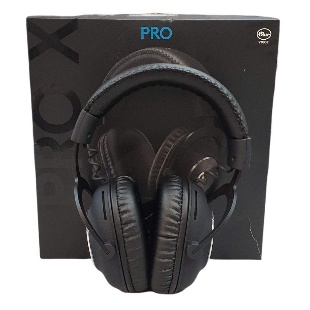 Product photo for Logitech G PRO X Gaming Headset