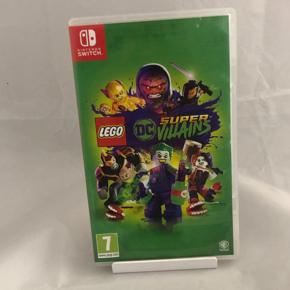 Product photo for Nintendo Switch Game Lego DC Super Villains - Nintendo Switch