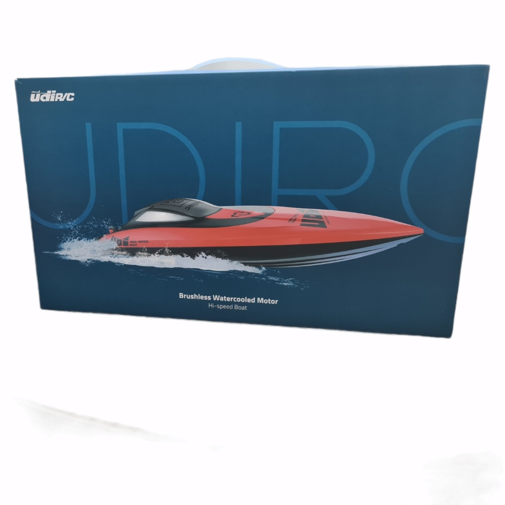 Product photo for Udi Rapid Brushless RC Boat