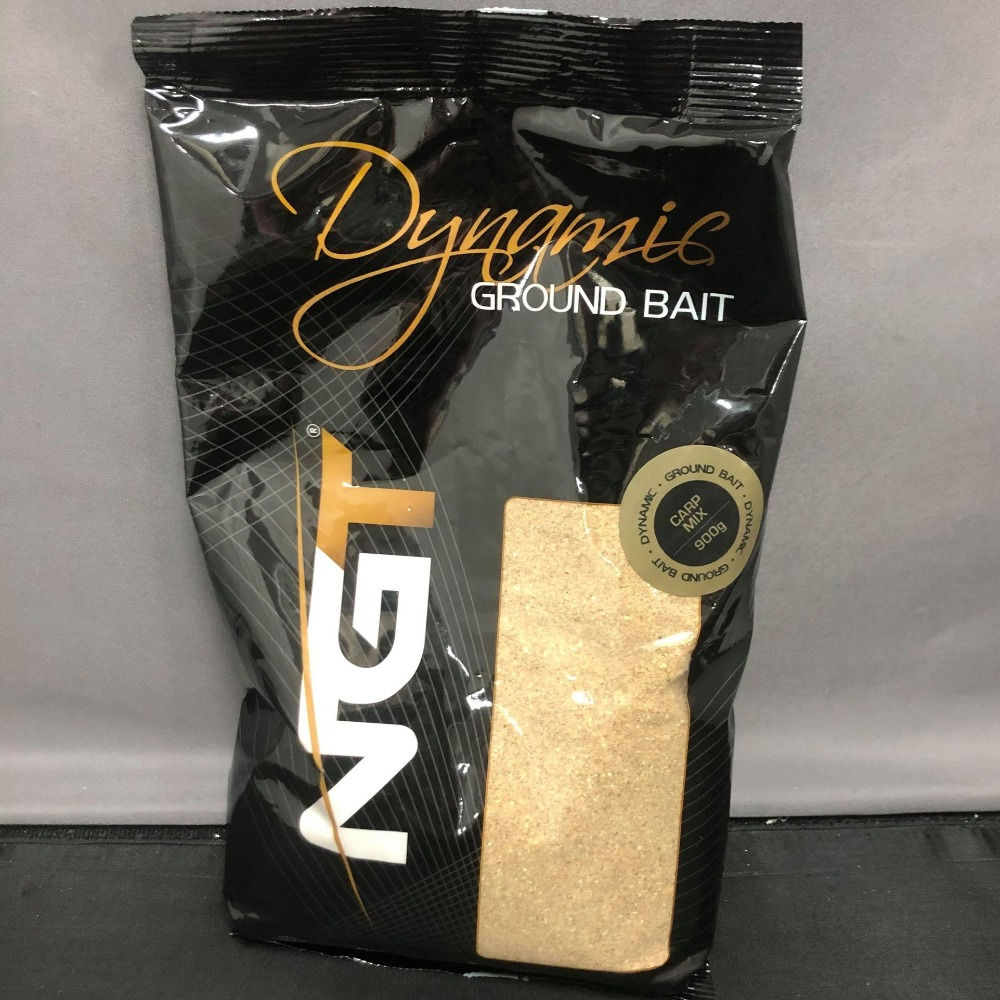 Product photo for NGT Ground Bait - Carp Mix 900G